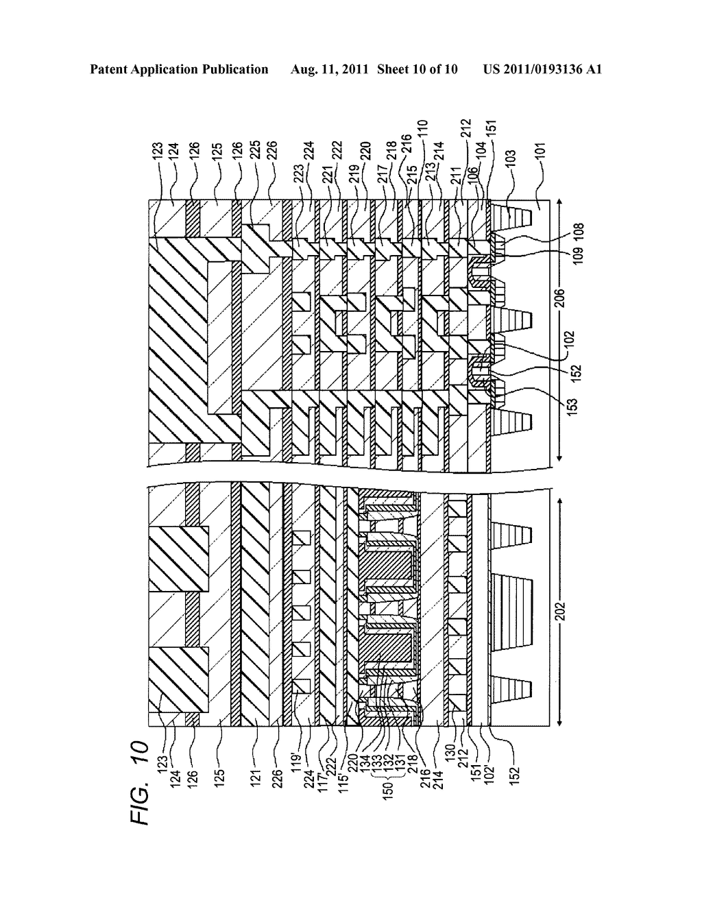 SEMICONDUCTOR DEVICE AND METHOD FOR MANUFACTURING THE SAME - diagram, schematic, and image 11