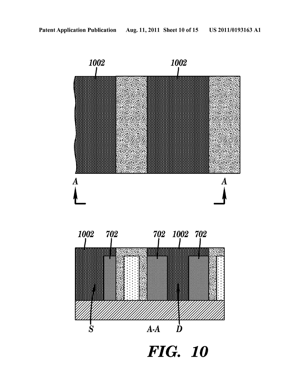 Semiconductor Devices with Improved Self-Aligned Contact Areas - diagram, schematic, and image 11