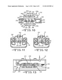 Adjustable Seat Track Having Improved Track Engagement Structure diagram and image