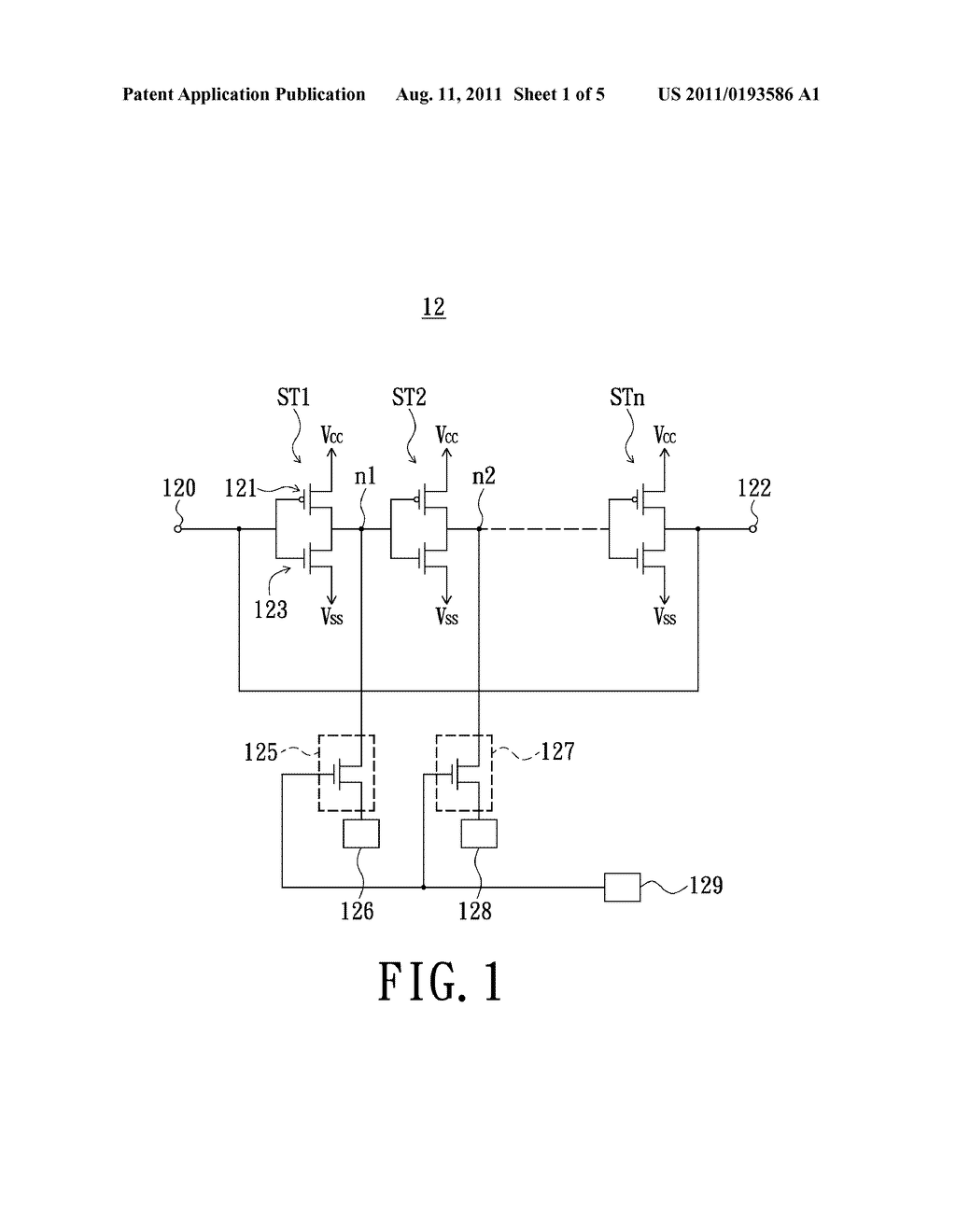 Alternating Current Ac Stress Test Circuit Method For Evaluating Carrier Schematics Induced Hot Injection Hci Degradation And Structure