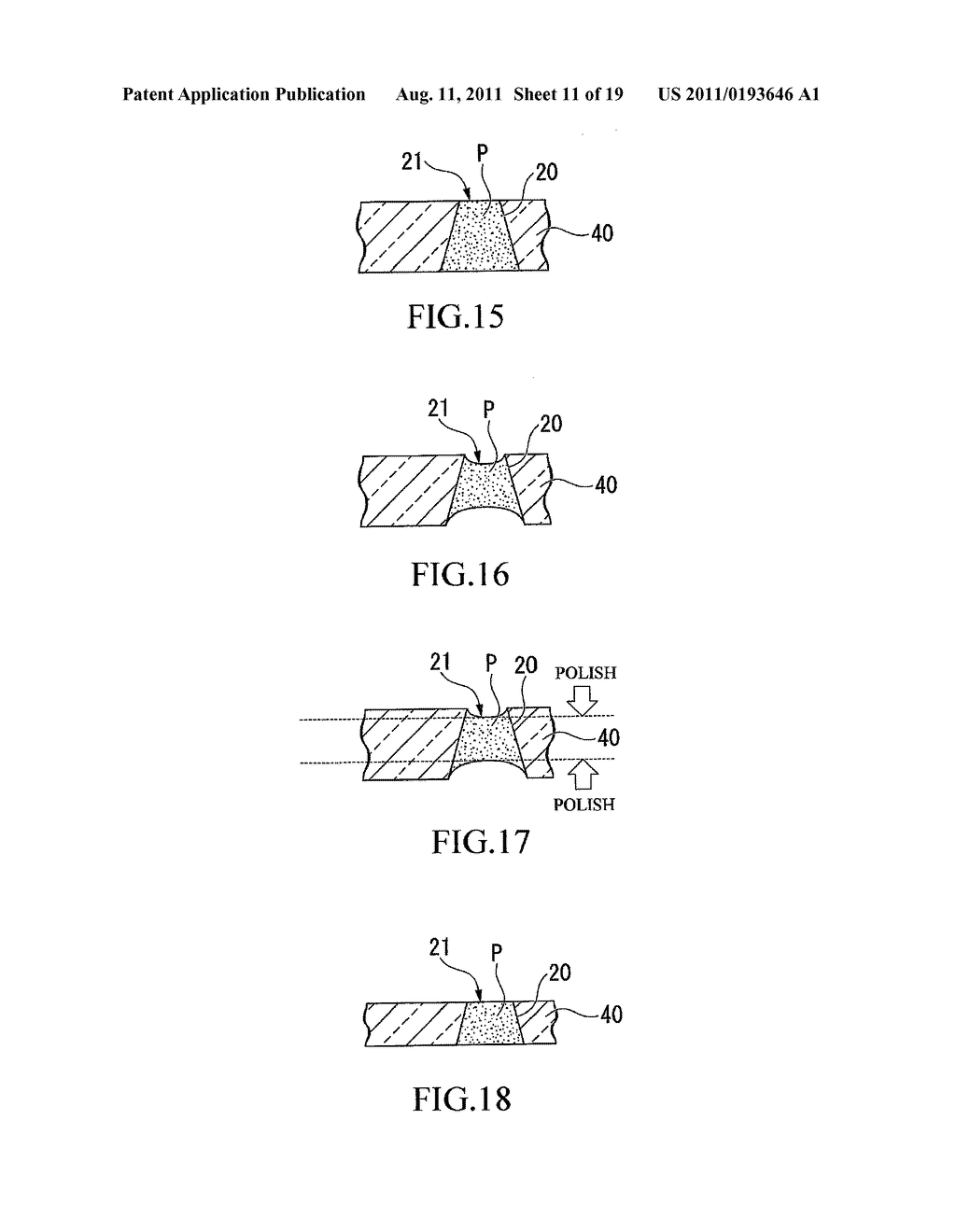 PIEZOELECTRIC VIBRATOR, OSCILLATOR, ELECTRONIC EQUIPMENT AND     RADIO-CONTROLLED TIMEPIECE, AND METHOD OF MANUFACTURING PIEZOELECTRIC     VIBRATOR - diagram, schematic, and image 12