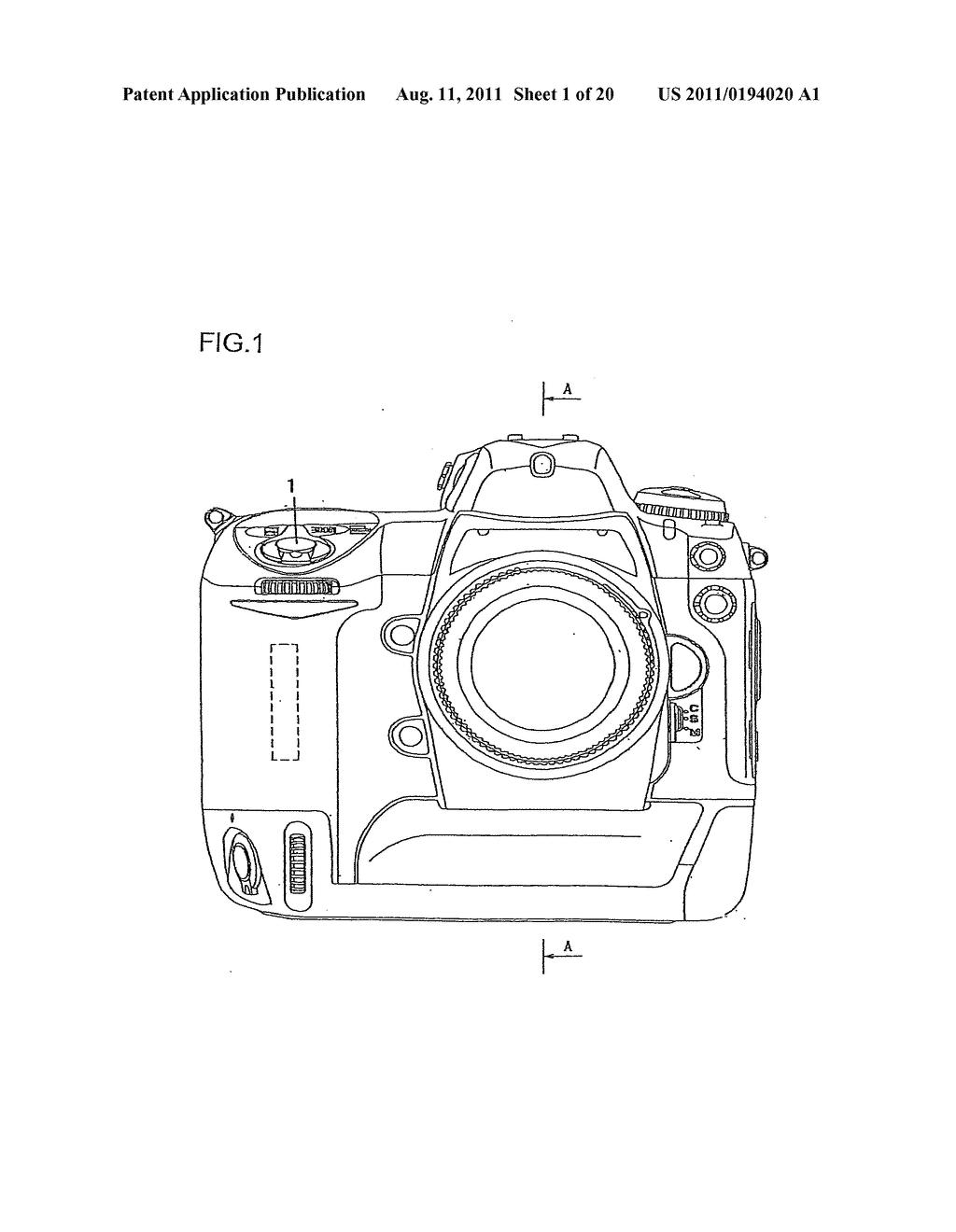 Digital Camera Diagram