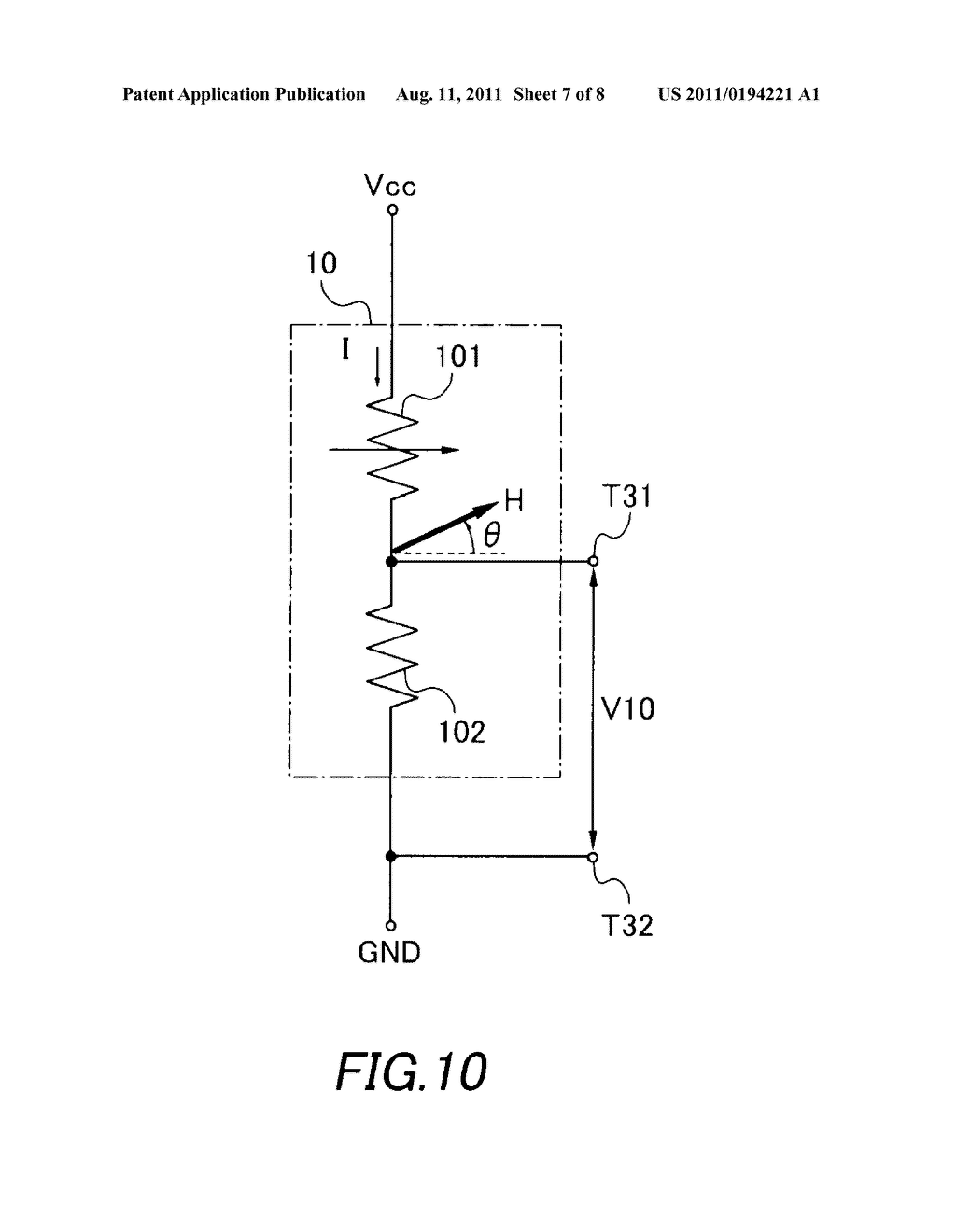 Electronic Circuit Board Magnetic Sensor And Method For Protecting Diagram Power Supply Of Schematic Image 08