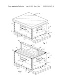Modular Beehive Construction With Insulating Cover Plates diagram and image