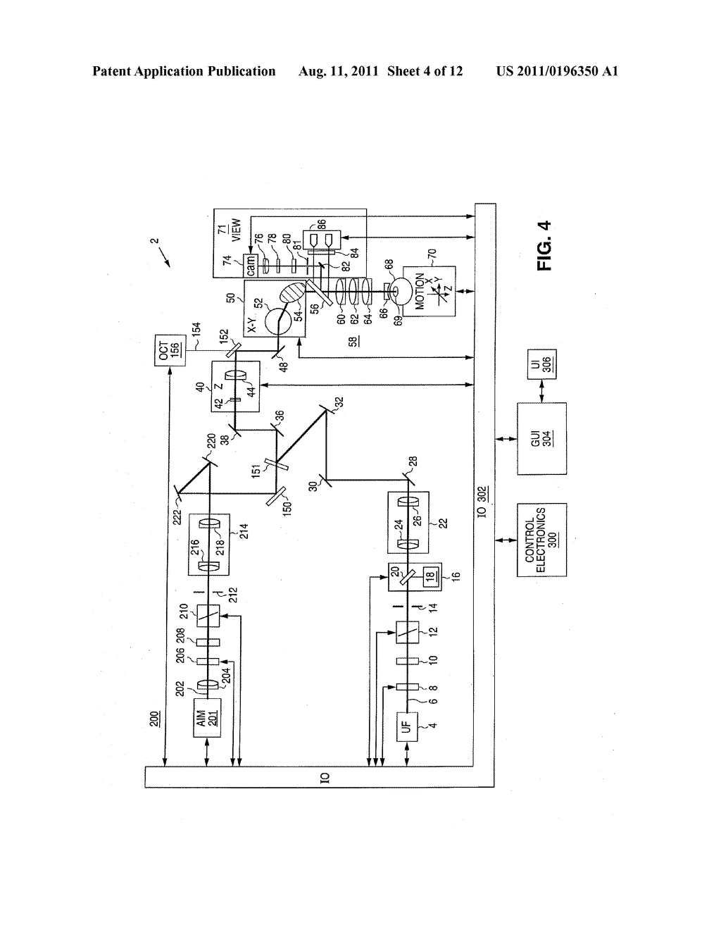 SYSTEM AND METHOD FOR PLASMA-MEDIATED MODIFICATION OF TISSUE - diagram, schematic, and image 05