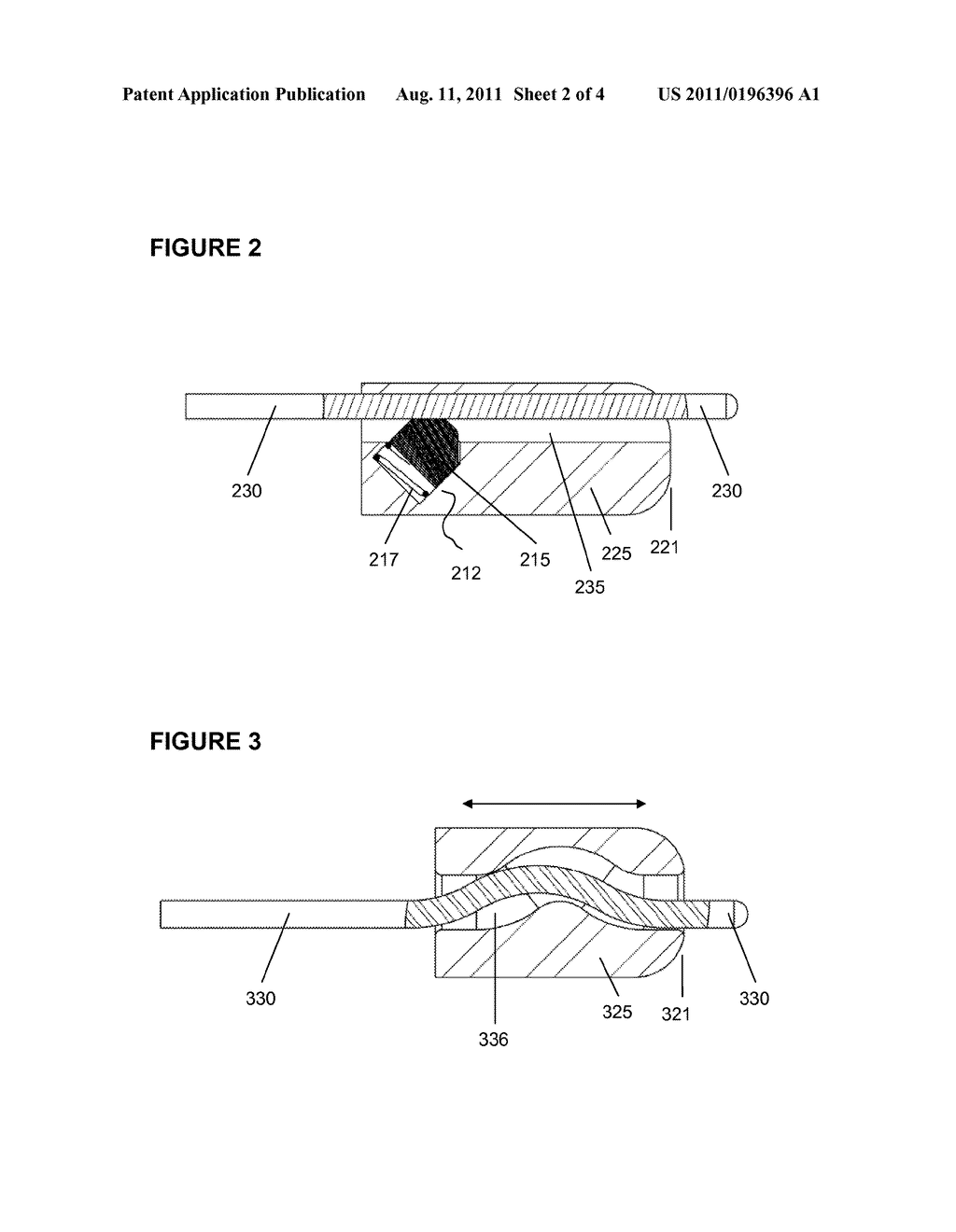 DEVICE FOR RECANALIZATION OF VESSEL OCCLUSIONS USING GUIDE WIRE AND METHOD     OF USE - diagram, schematic, and image 03
