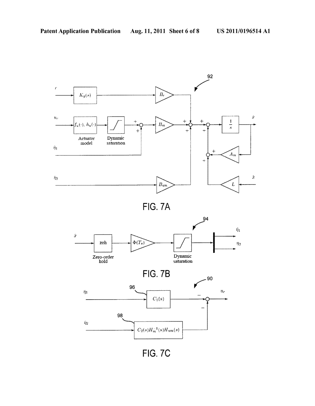 ADAPTIVE CONTROL FOR UNCERTAIN NONLINEAR MULTI-INPUT MULTI-OUTPUT SYSTEMS - diagram, schematic, and image 07