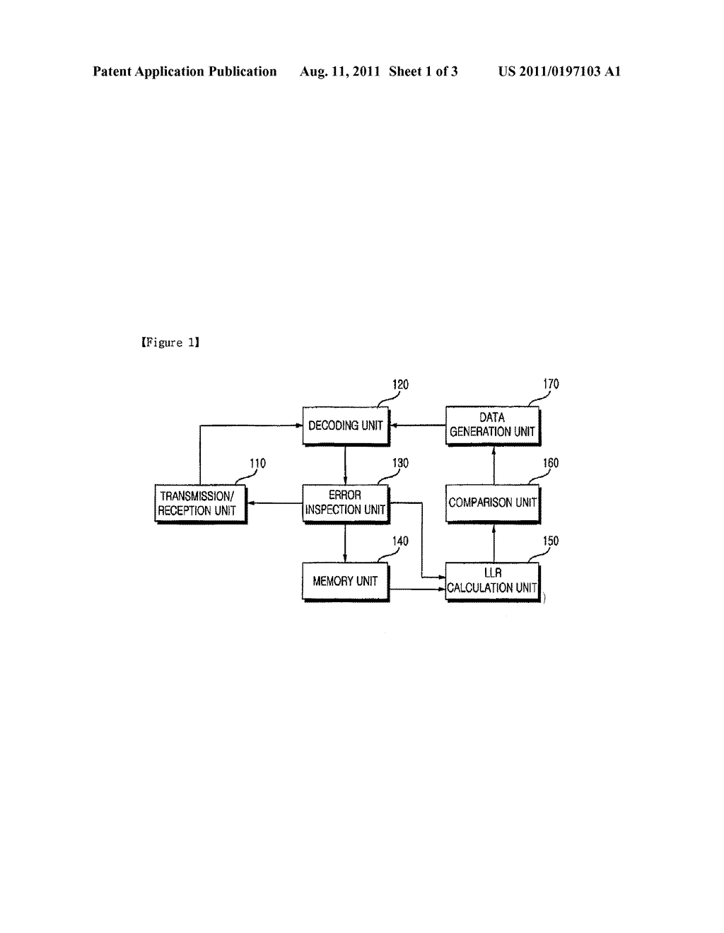 DECODING METHOD AND APPARATUS OF RETRANSMISSION COMMUNICATION SYSTEM - diagram, schematic, and image 02