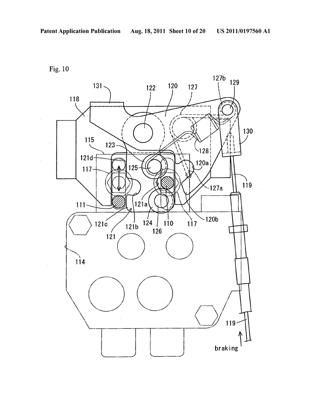 Lawn Mower - diagram, schematic, and image 11