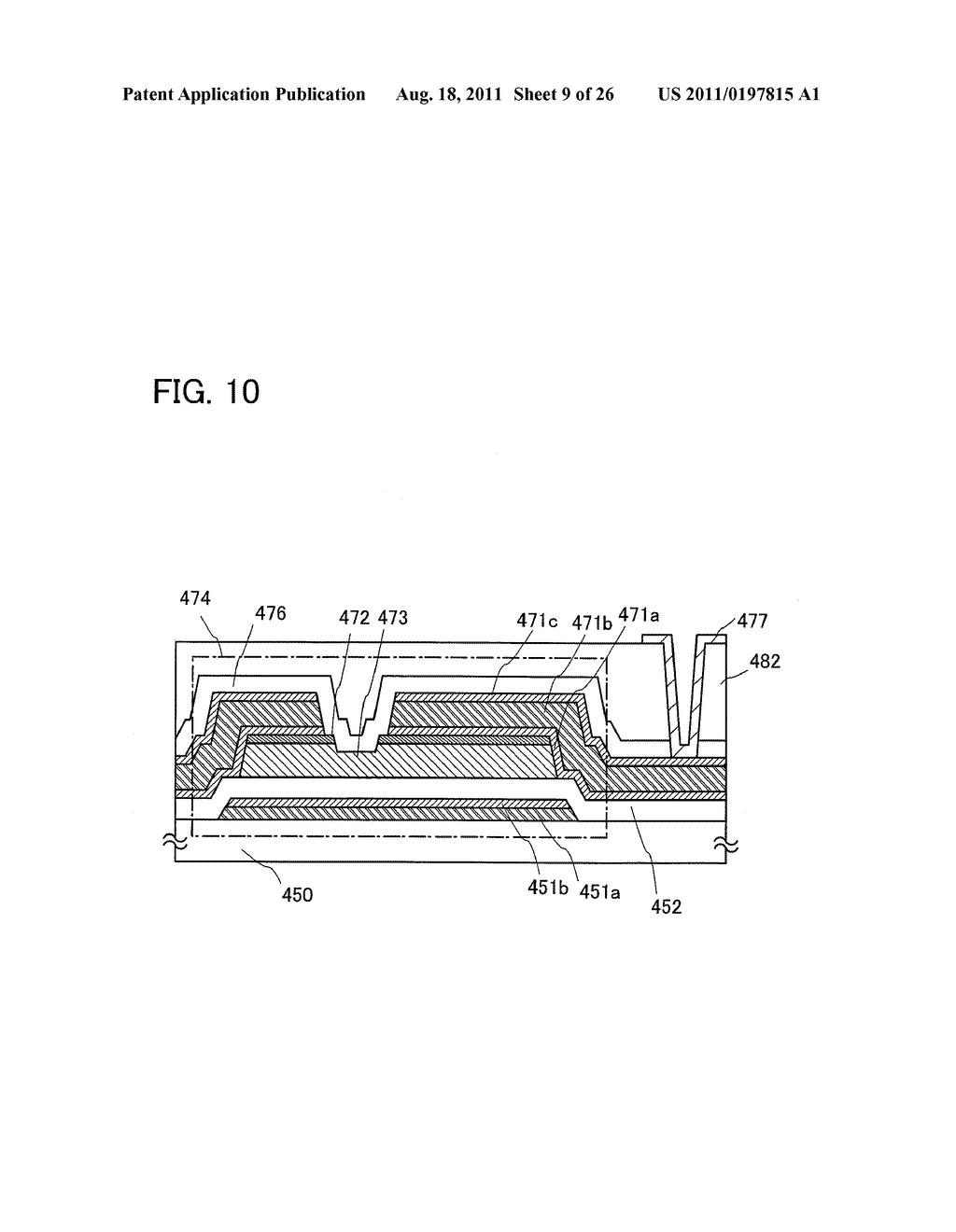 METHOD OF MANUFACTURING SEMICONDUCTOR DEVICE, FILM DEPOSITION METHOD, AND     FILM DEPOSITION APPARATUS - diagram, schematic, and image 10