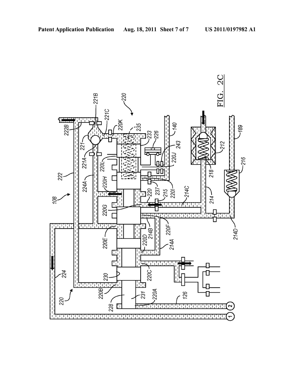 Hydraulic Control System For An Automatic Transmission Having A Diagram Lubrication Regulation Valve Schematic And Image 08