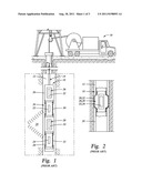 ACOUSTIC DOWNHOLE TOOL WITH RUBBER BOOT PROTECTED BY EXPANDABLE SLEEVE diagram and image