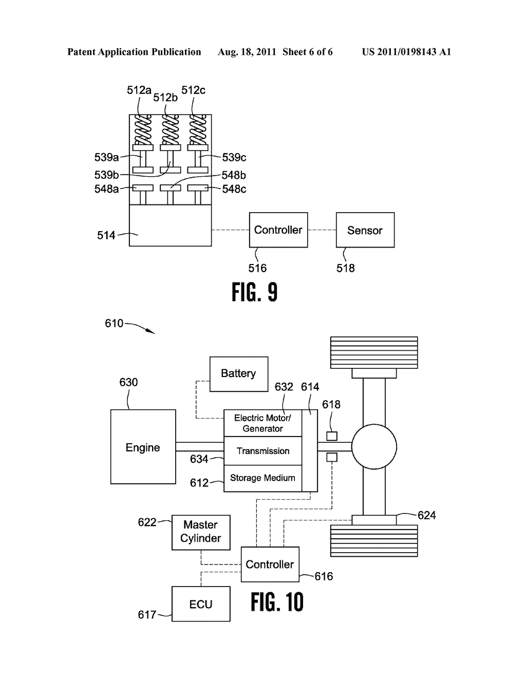 Regenerative Braking System - diagram, schematic, and image 07