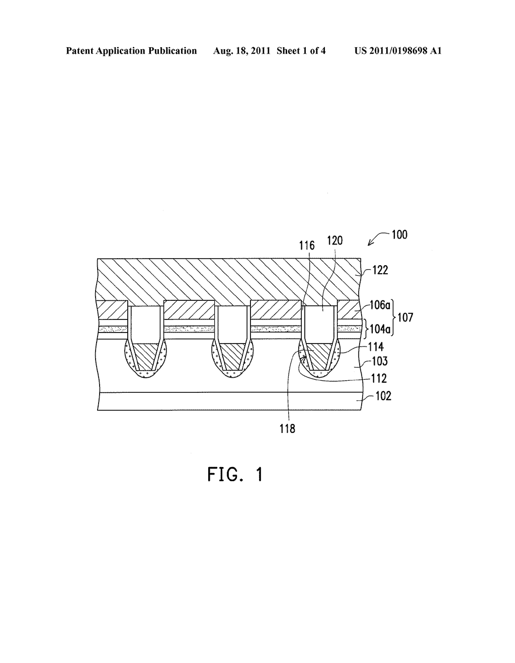 BIT LINE STRUCTURE, SEMICONDUCTOR DEVICE AND METHOD OF FORMING THE SAME - diagram, schematic, and image 02