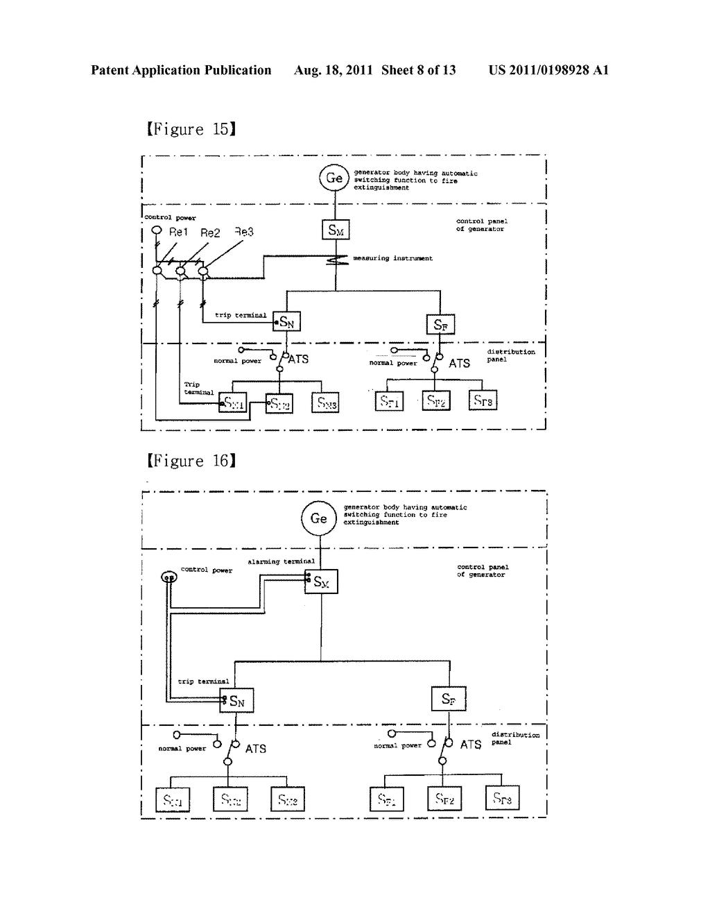 Wiring Diagram Emergency Generator : Emergency generator diagram library of wiring