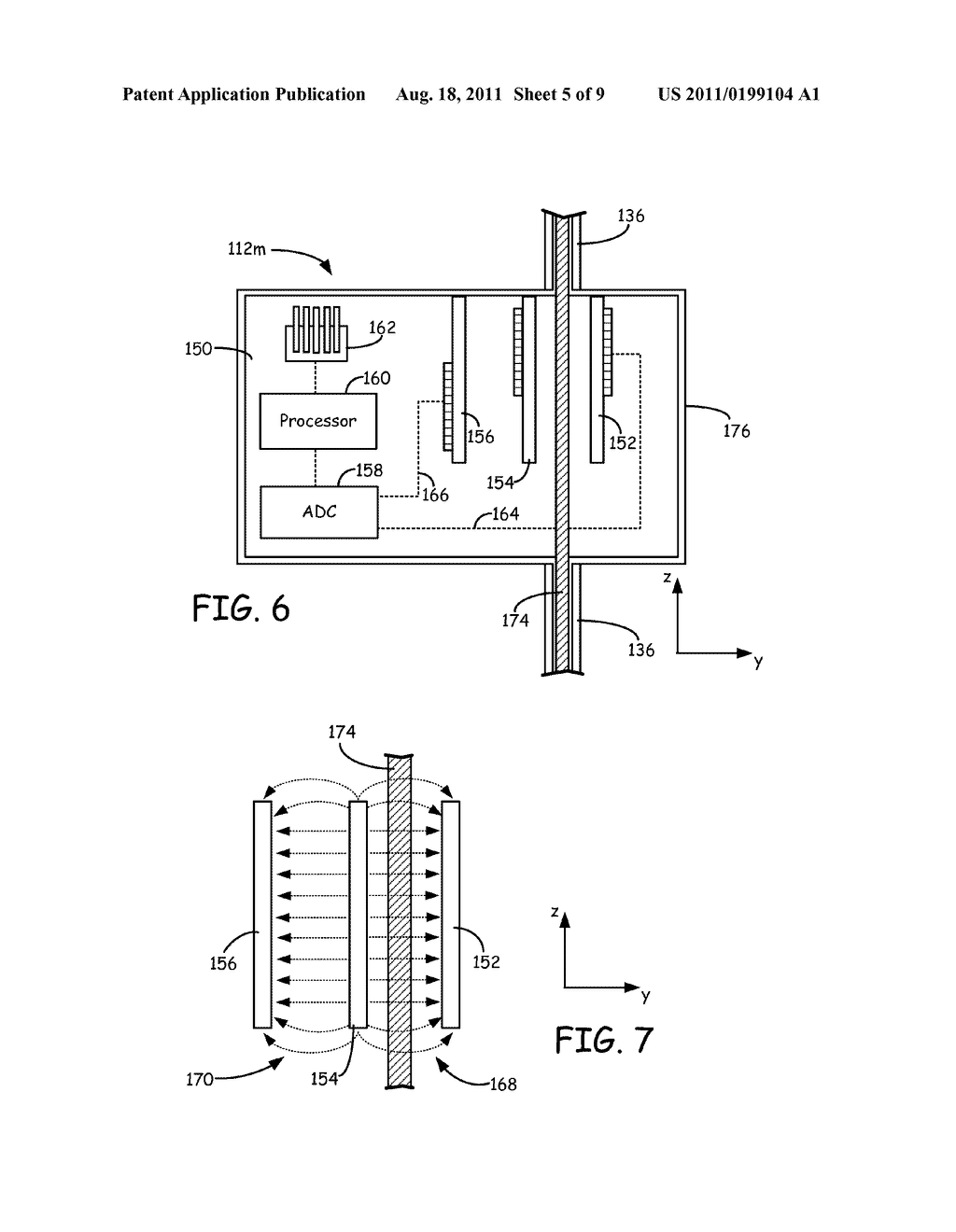 CAPACITIVE DETECTOR FOR USE IN EXTRUSION-BASED DIGITAL MANUFACTURING     SYSTEMS - diagram, schematic, and image 06