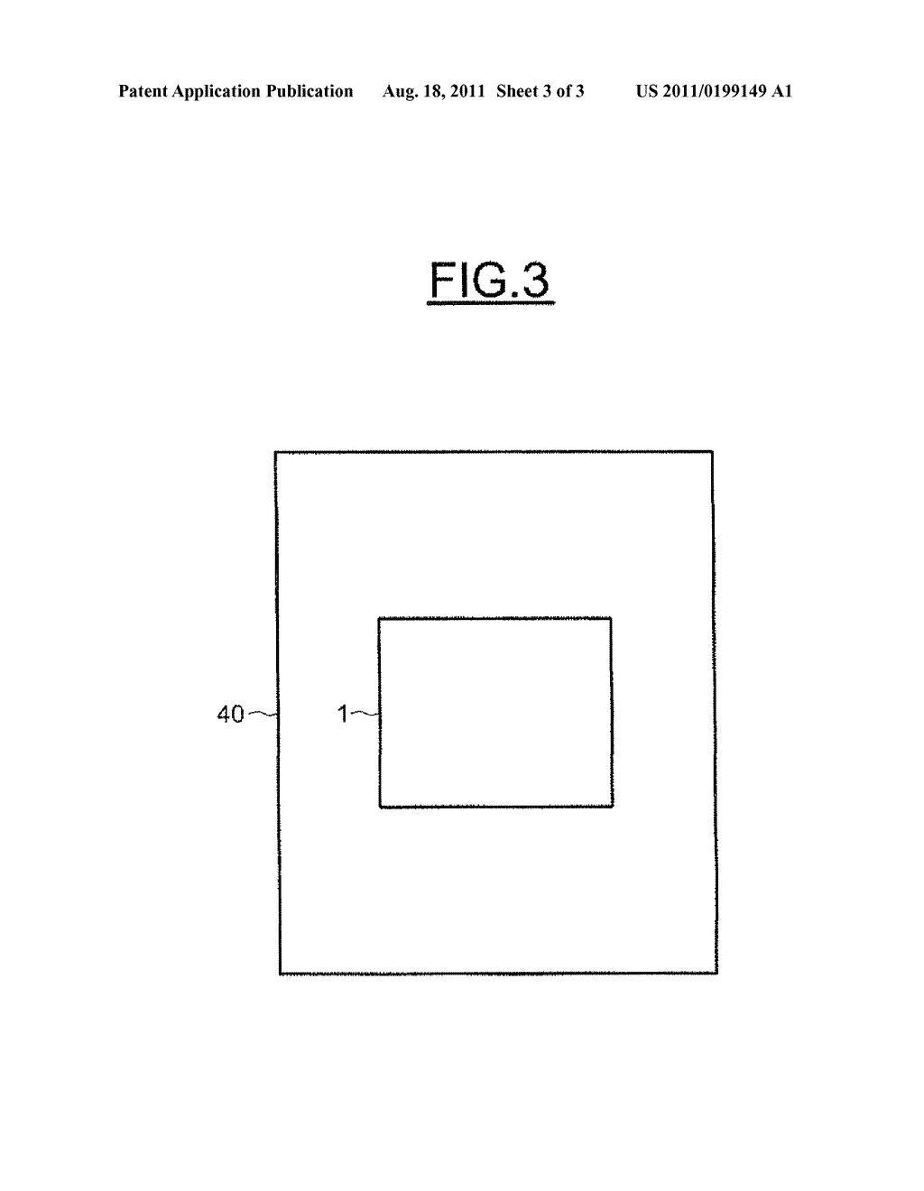 METHOD AND DEVICE FOR DRIVING THE FREQUENCY OF A CLOCK SIGNAL OF AN     INTEGRATED CIRCUIT - diagram, schematic, and image 04