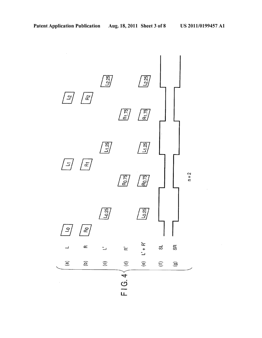 THREE-DIMENSIONAL IMAGE PROCESSING DEVICE, TELEVISION RECEIVER, AND     THREE-DIMENSIONAL IMAGE PROCESSING METHOD - diagram, schematic, and image 04