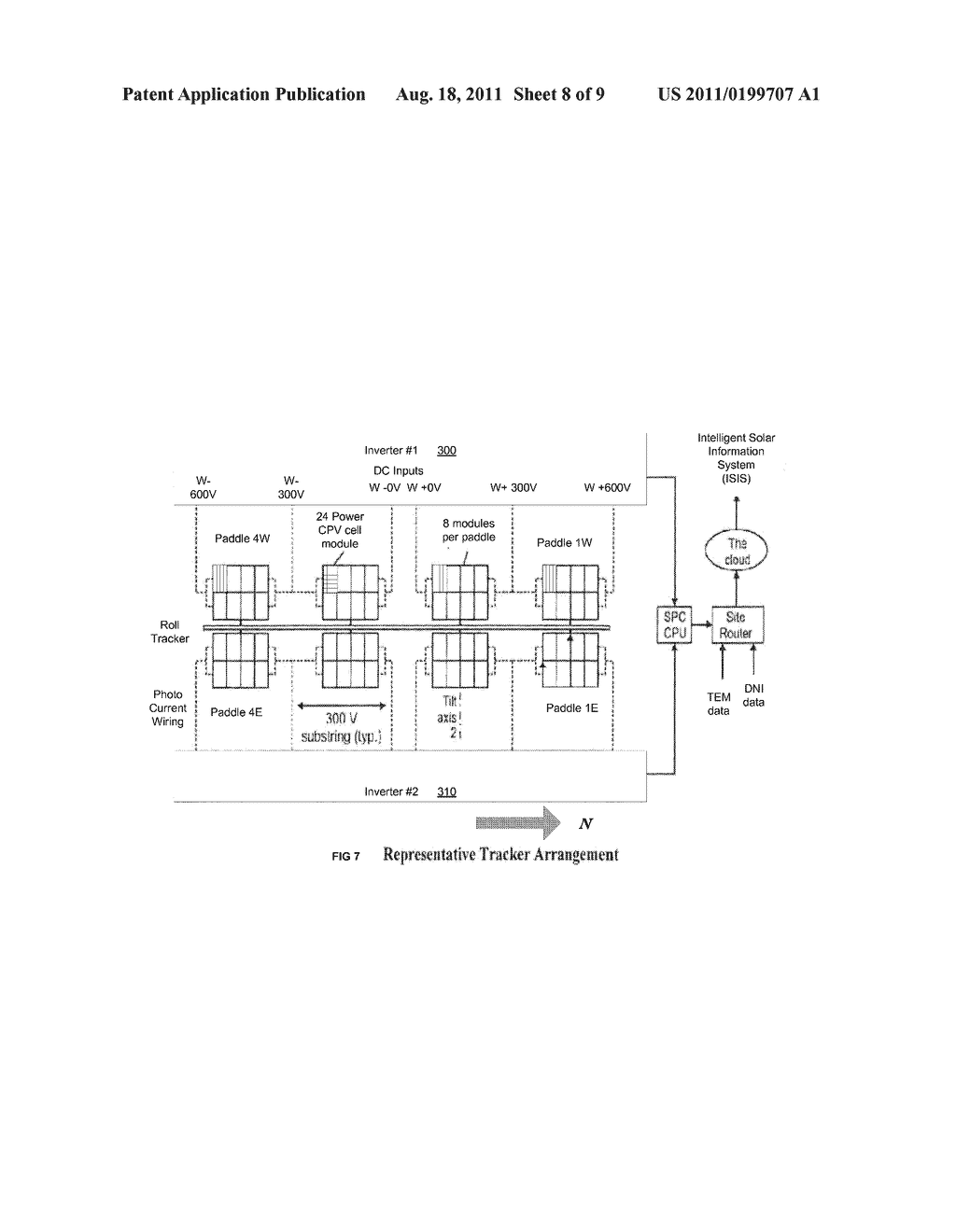 Photovoltaic Array Ground Fault Detection Method For Utility Scale Electrical Panel Grounding Diagram Grounded Solar Electric Power Generating Systems Schematic And Image 09