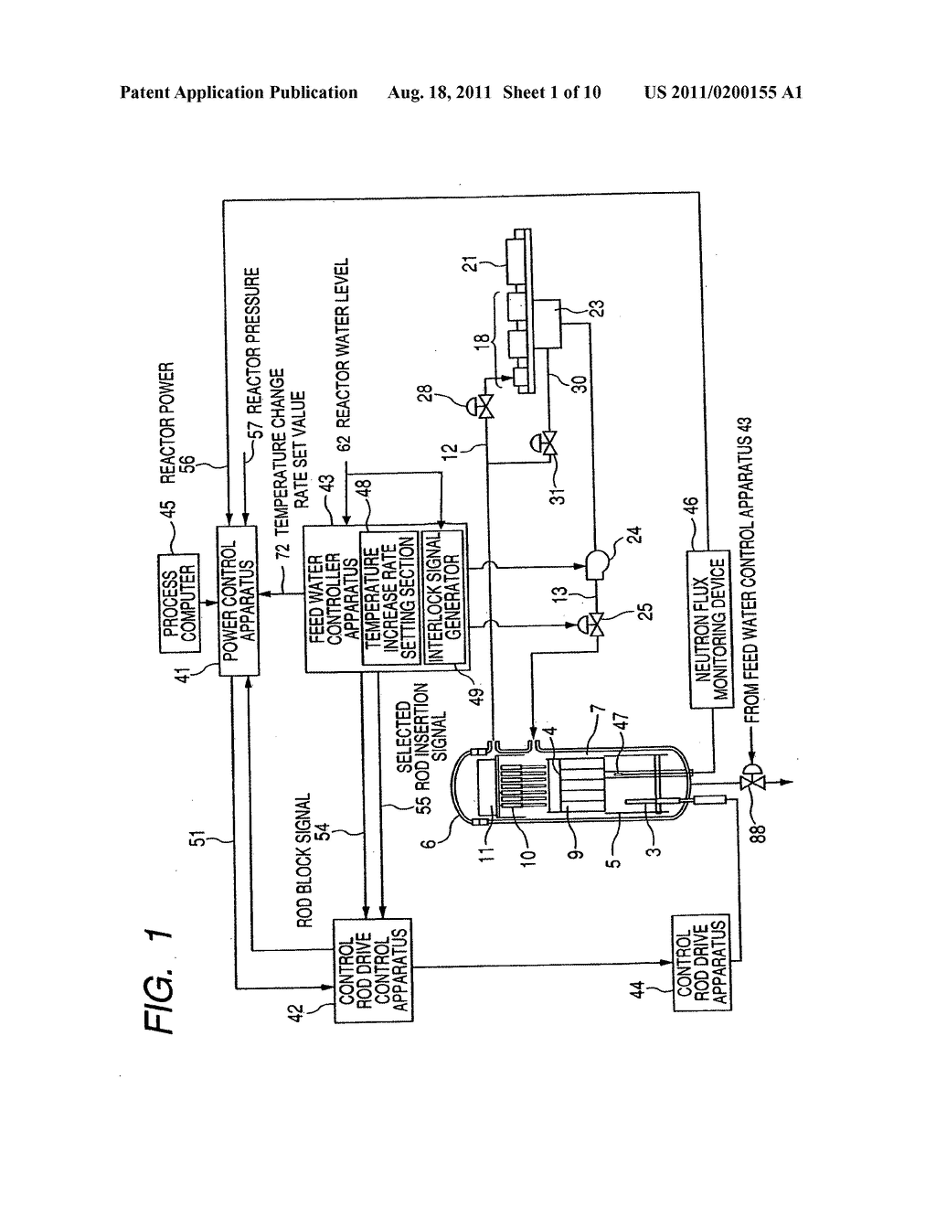 Nuclear reactor system and nuclear reactor control method nuclear reactor system and nuclear reactor control method diagram schematic and image 02 ccuart Images
