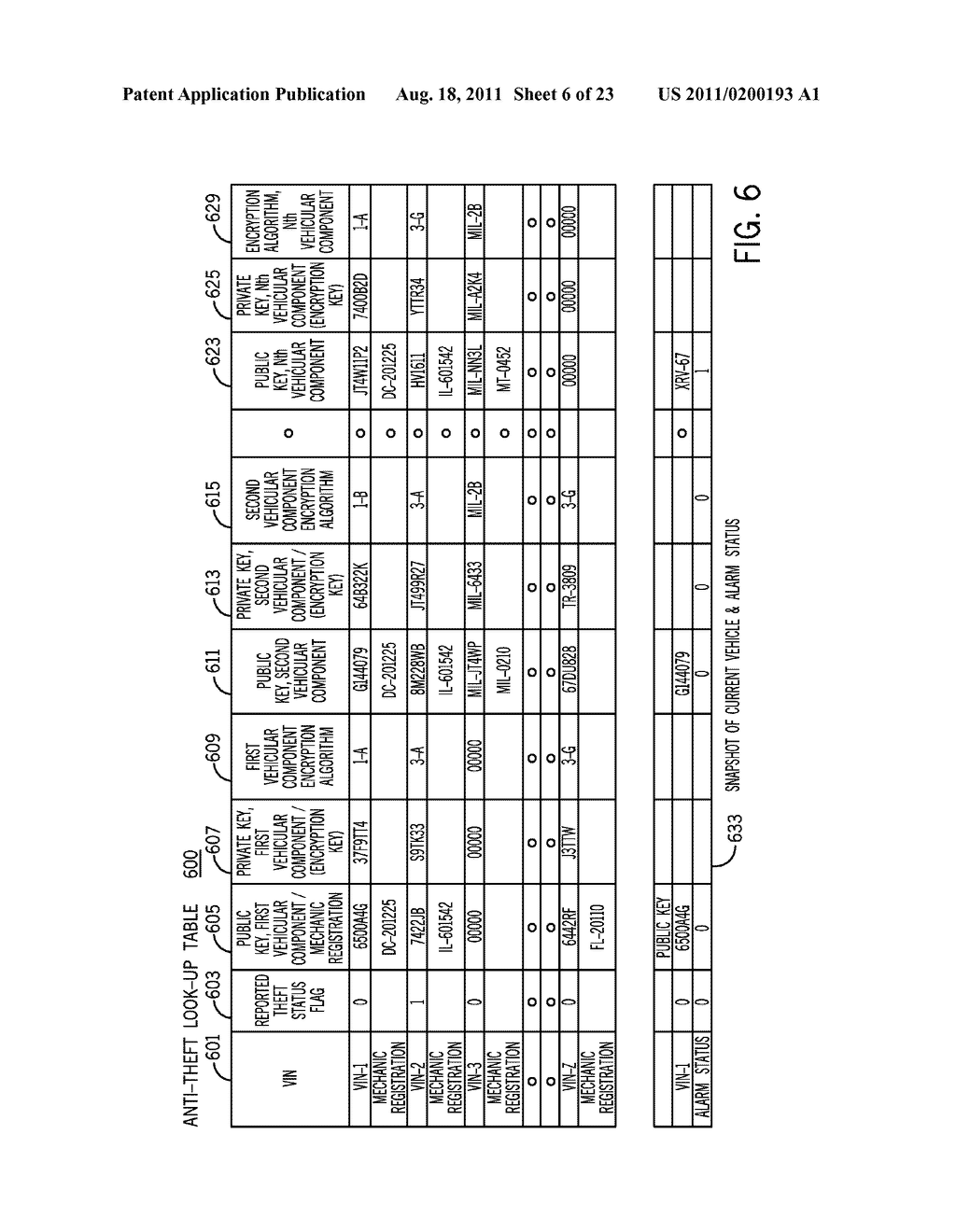 METHOD AND APPARATUS FOR CONTROLLING THE RECHARGING OF ELECTRIC VEHICLES     AND DETECTING STOLEN VEHICLES AND VEHICULAR COMPONENTS - diagram, schematic, and image 07