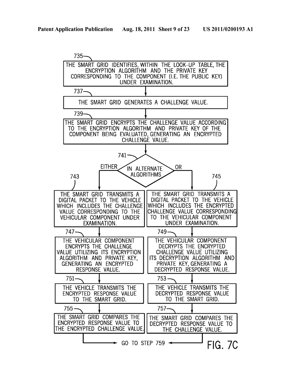 METHOD AND APPARATUS FOR CONTROLLING THE RECHARGING OF ELECTRIC VEHICLES     AND DETECTING STOLEN VEHICLES AND VEHICULAR COMPONENTS - diagram, schematic, and image 10