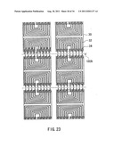 Method of manufacturing layered chip package diagram and image