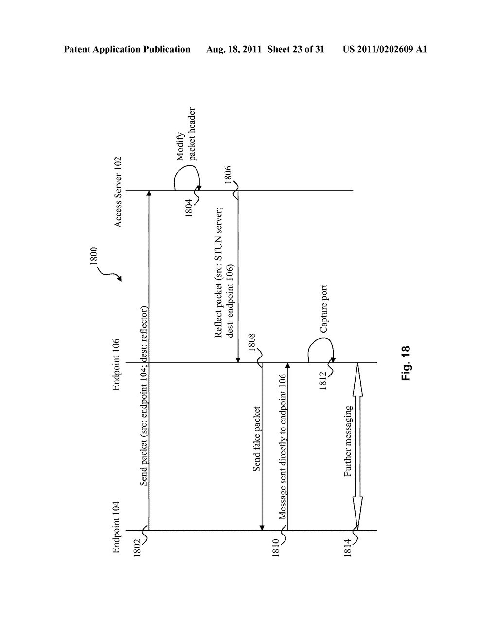 SYSTEM AND METHOD FOR STRATEGIC ROUTING IN A PEER-TO-PEER ENVIRONMENT - diagram, schematic, and image 24