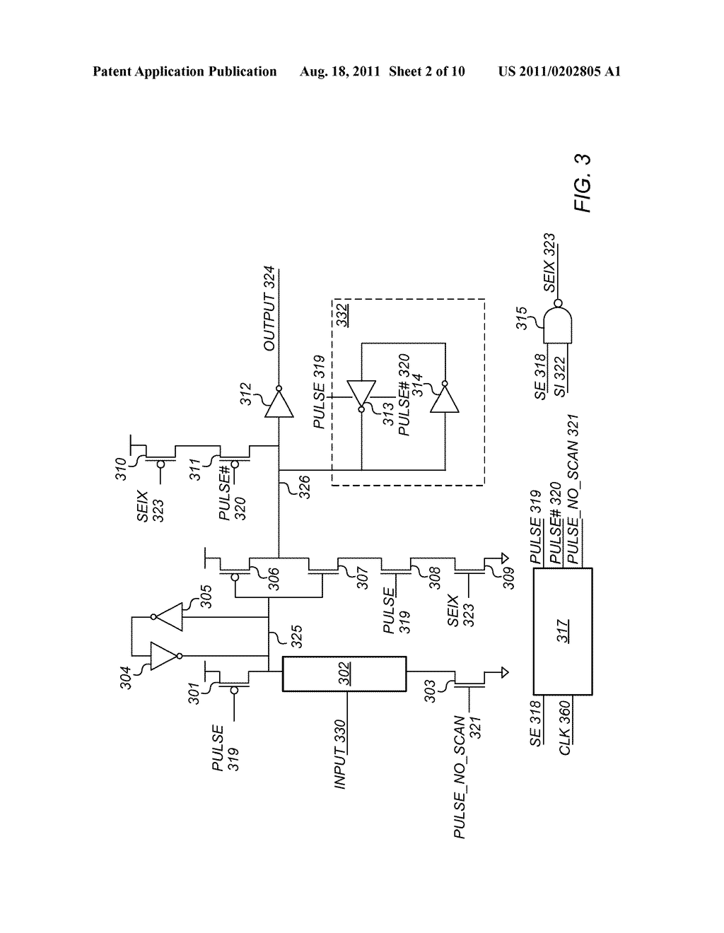 Pulse Dynamic Logic Gates With Mux D Scan Functionality Diagram Diagrams Schematic And Image 03