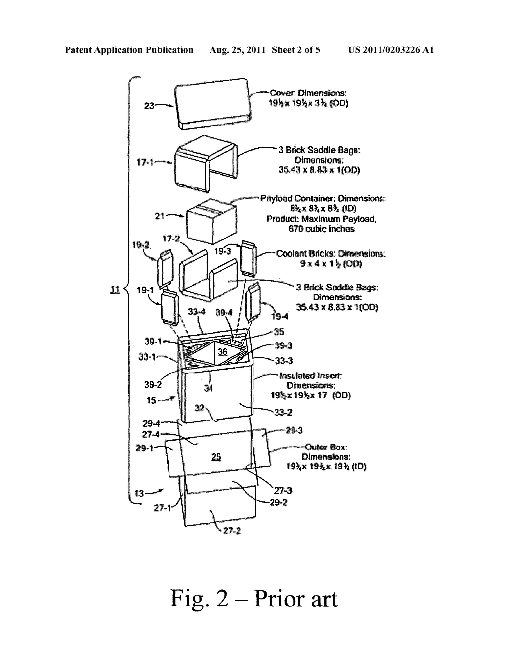 BREATHABLE INSULATION MATERIAL, DEVICE AND METHODS - diagram, schematic, and image 03