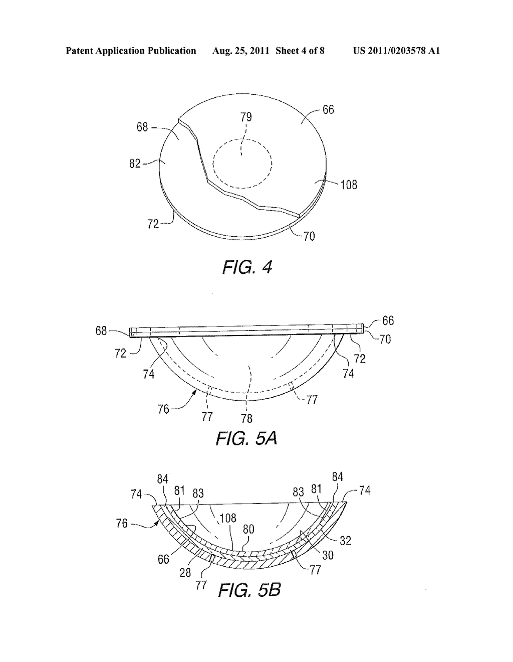 SOLAR REFLECTING MIRROR AND METHOD OF MAKING SAME - diagram, schematic, and image 05