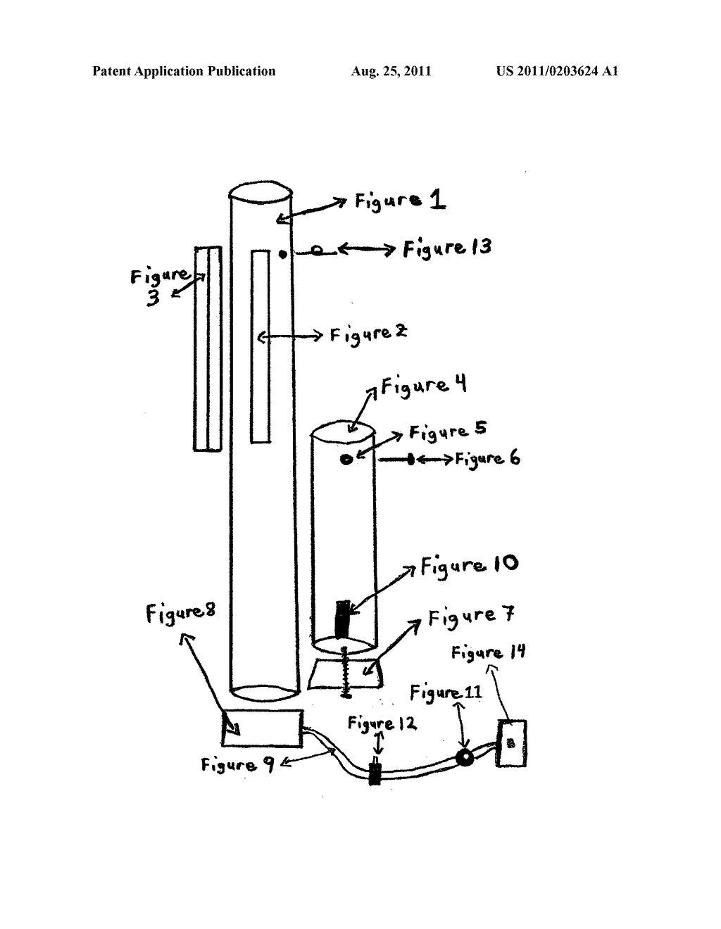 Patio umbrella with air pump diagram schematic and image 02 pooptronica