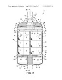 Exhaust Gas Treatment Device diagram and image
