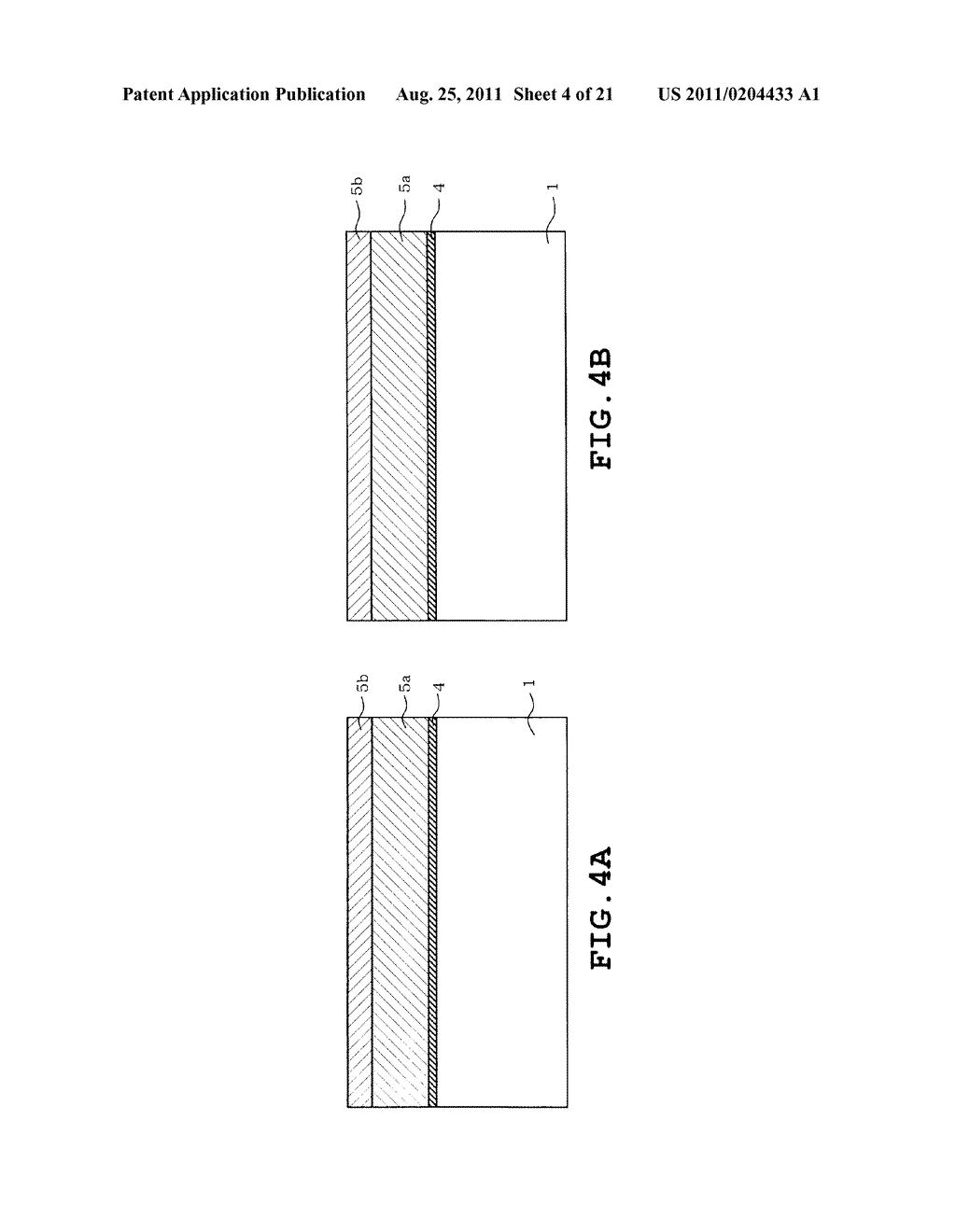NONVOLATILE SEMICONDUCTOR STORAGE DEVICE AND METHOD OF MANUFACTURING THE     SAME - diagram, schematic, and image 05