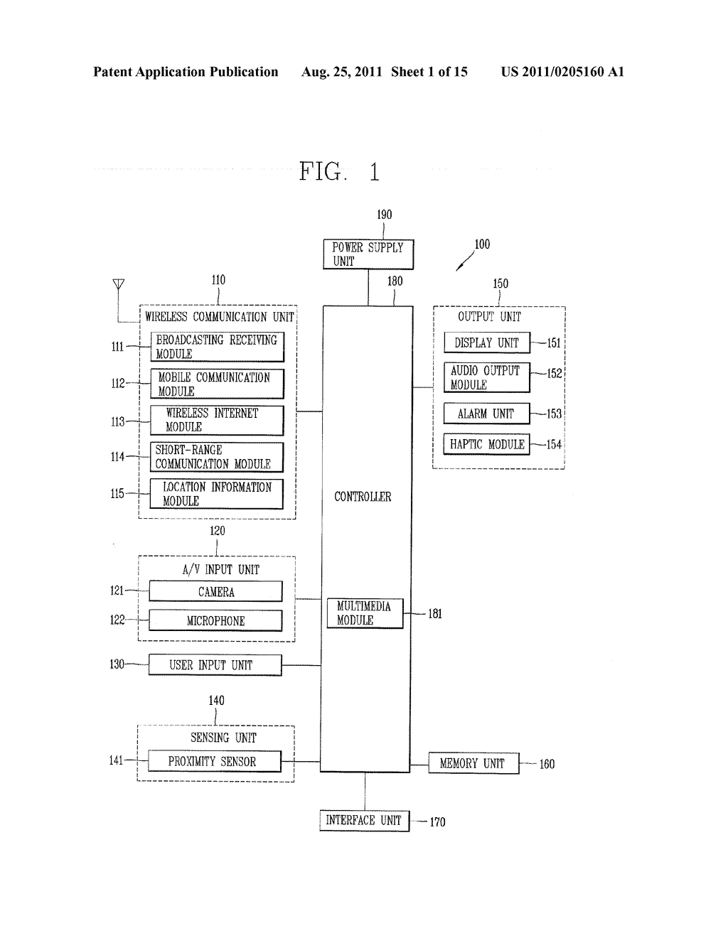 METHOD FOR INPUTTING A STRING OF CHARACTERS AND APPARATUS THEREOF - diagram, schematic, and image 02