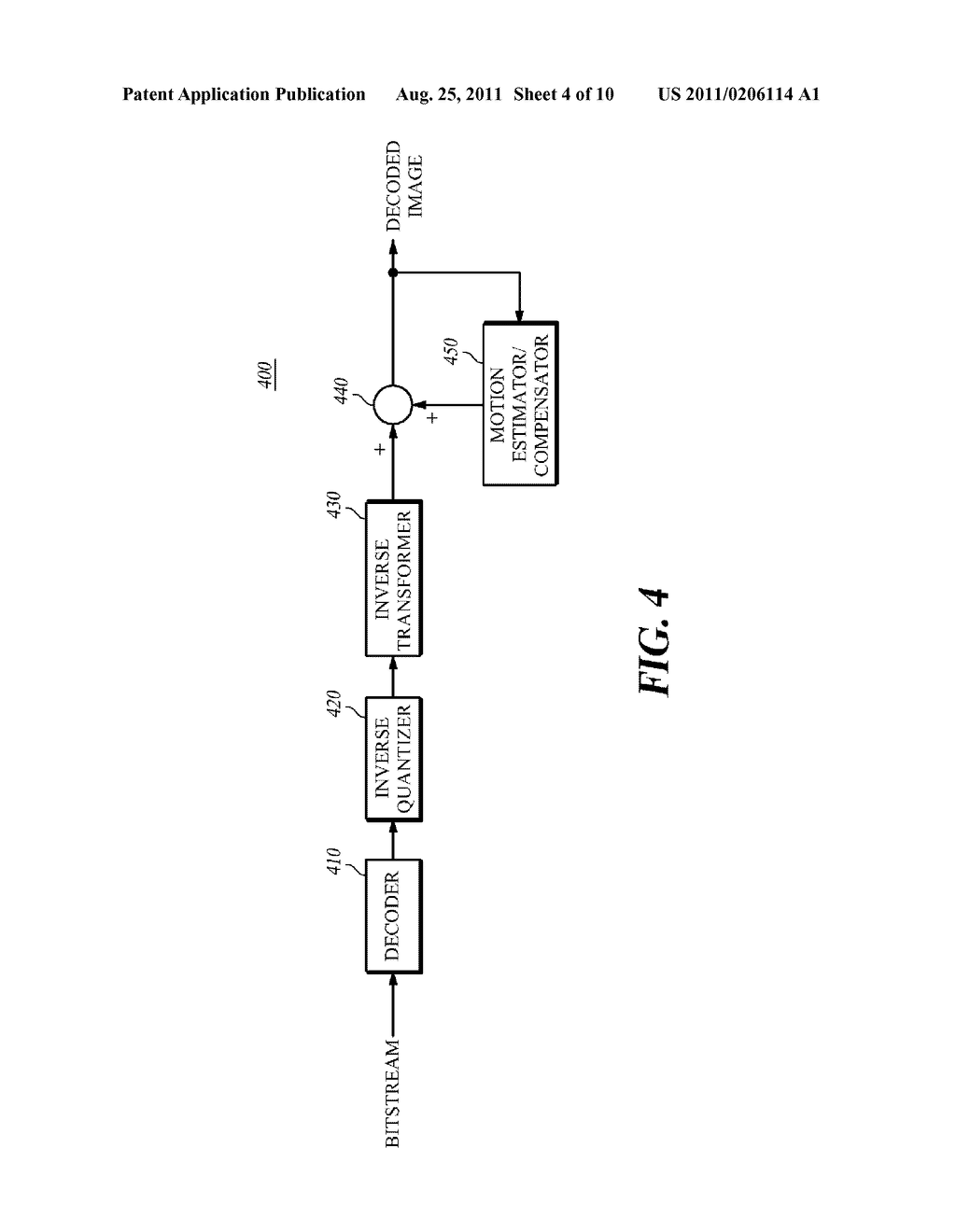 MOTION PICTURE ENCODING/DECODING APPARATUS, AND APPARATUS AND METHOD FOR     ADAPTIVE OVERLAPPED BLOCK MOTION COMPENSATION BY VARIABLE UNIT FOR SAME - diagram, schematic, and image 05