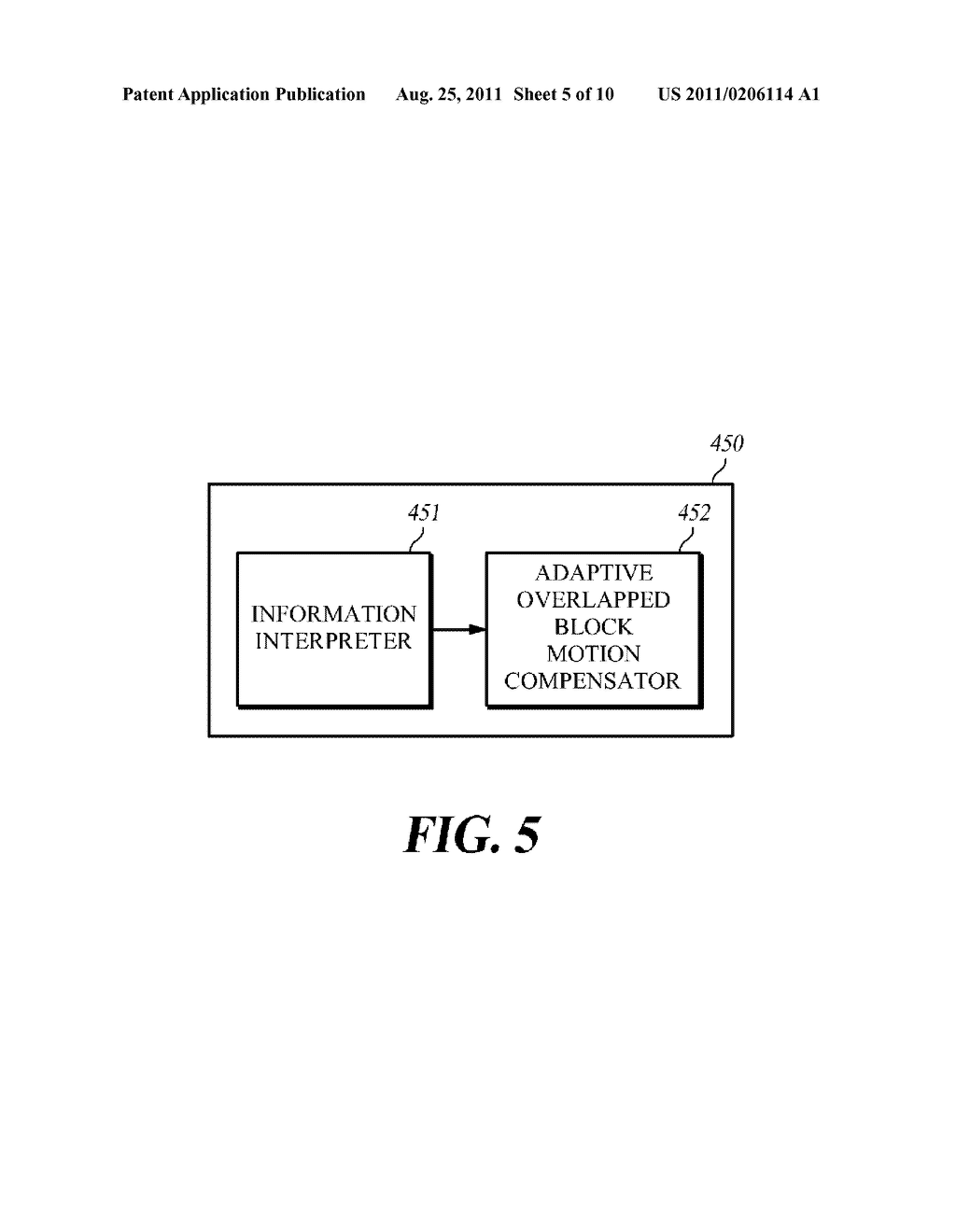MOTION PICTURE ENCODING/DECODING APPARATUS, AND APPARATUS AND METHOD FOR     ADAPTIVE OVERLAPPED BLOCK MOTION COMPENSATION BY VARIABLE UNIT FOR SAME - diagram, schematic, and image 06