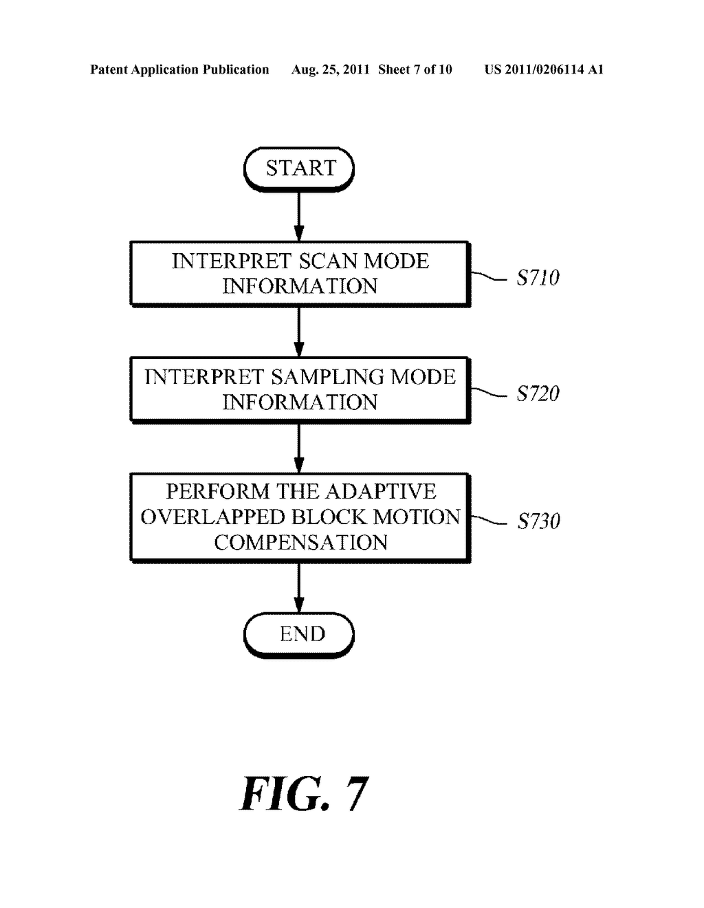 MOTION PICTURE ENCODING/DECODING APPARATUS, AND APPARATUS AND METHOD FOR     ADAPTIVE OVERLAPPED BLOCK MOTION COMPENSATION BY VARIABLE UNIT FOR SAME - diagram, schematic, and image 08