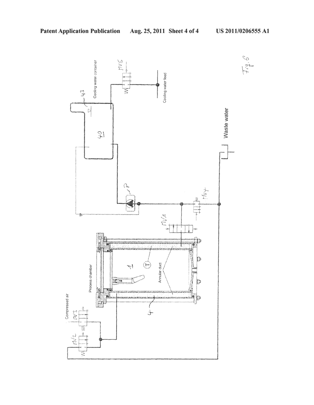 Device and Method for Disinfecting, Sterilizing and/or Looking After     Medical, in Particular Dental, Instruments - diagram, schematic, and image 05
