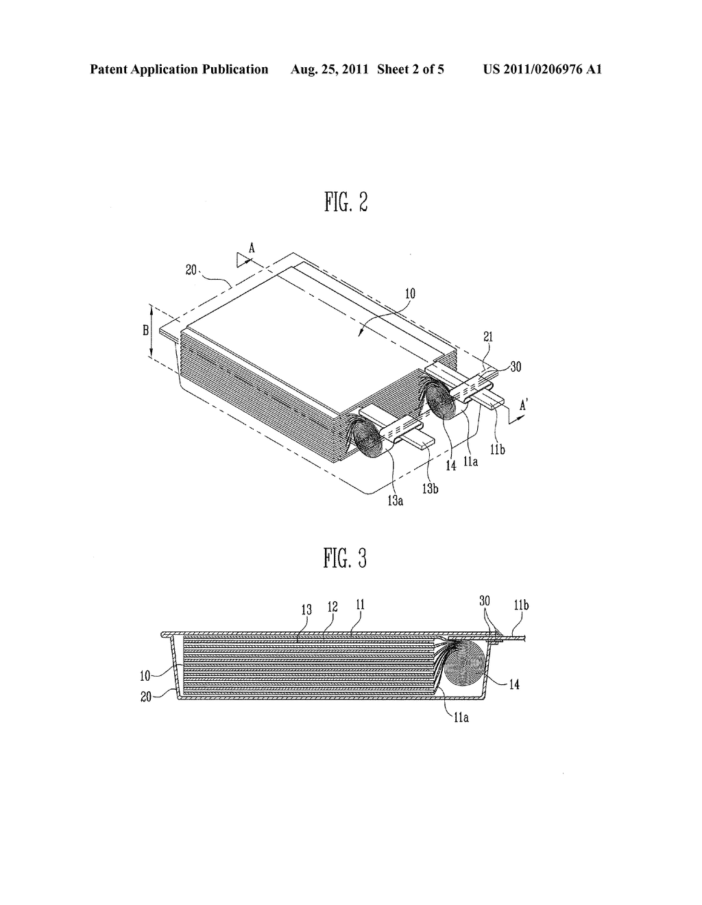 ELECTRODE ASSEMBLY AND SECONDARY BATTERY USING THE SAME - diagram, schematic, and image 03