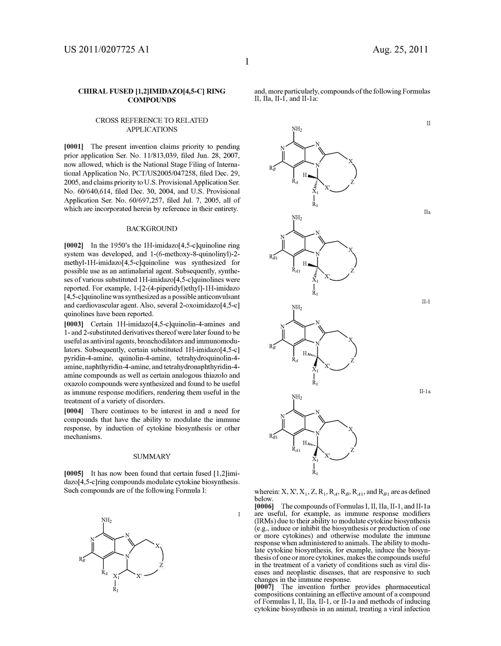 CHIRAL FUSED [1,2]IMIDAZO[4,5-c] RING COMPOUNDS - diagram, schematic, and image 02