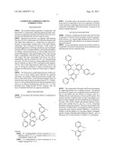 COMPOUND COMPRISING PHENYL PYRIDINE UNITS diagram and image
