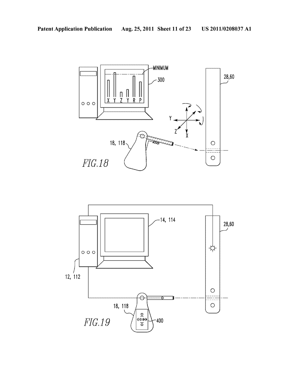 SYSTEM AND METHOD FOR IDENTIFYING A LANDMARK - diagram, schematic, and image 12