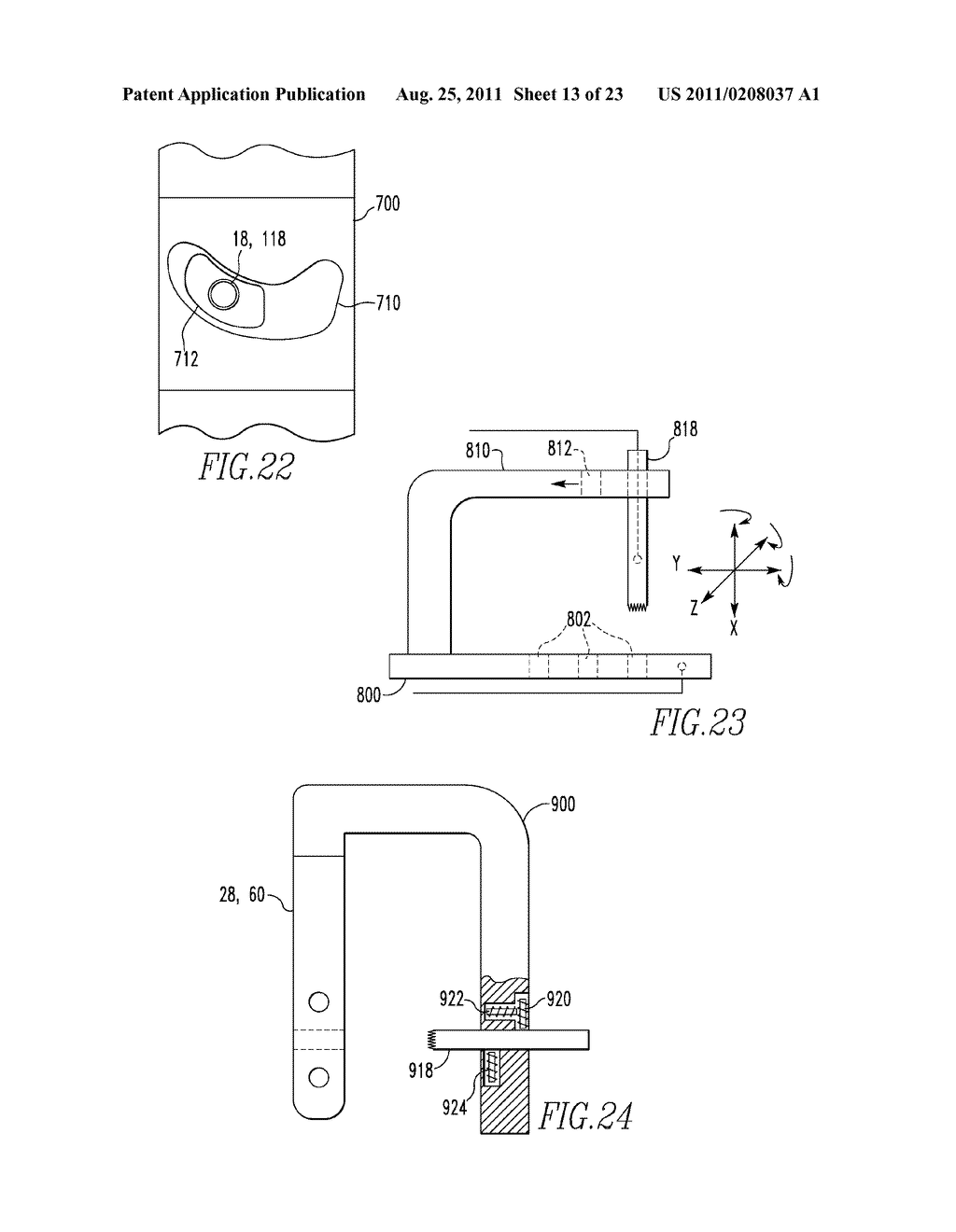 SYSTEM AND METHOD FOR IDENTIFYING A LANDMARK - diagram, schematic, and image 14