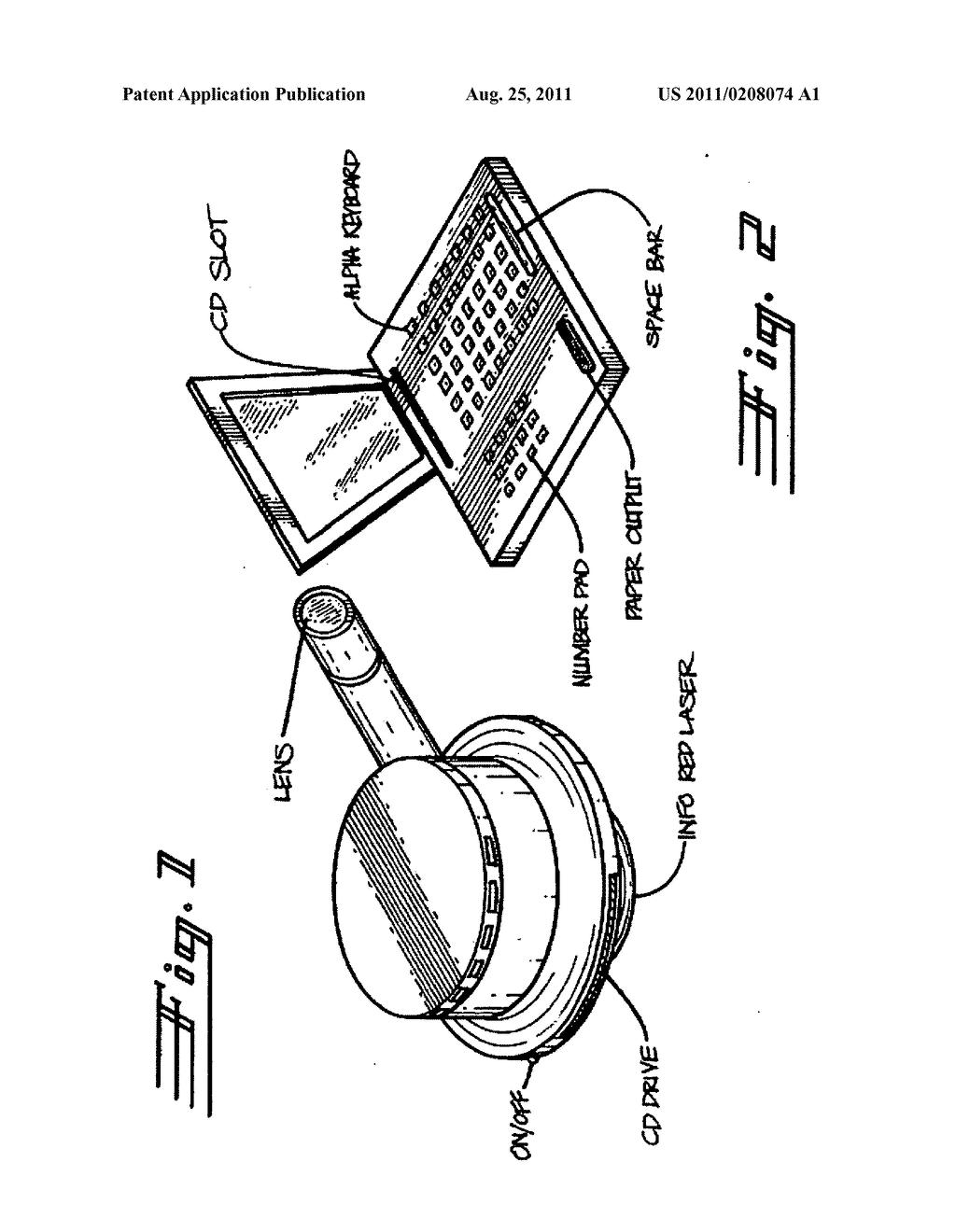 digital ekg machine portable wireless printer diagram schematic rh patentsencyclopedia com