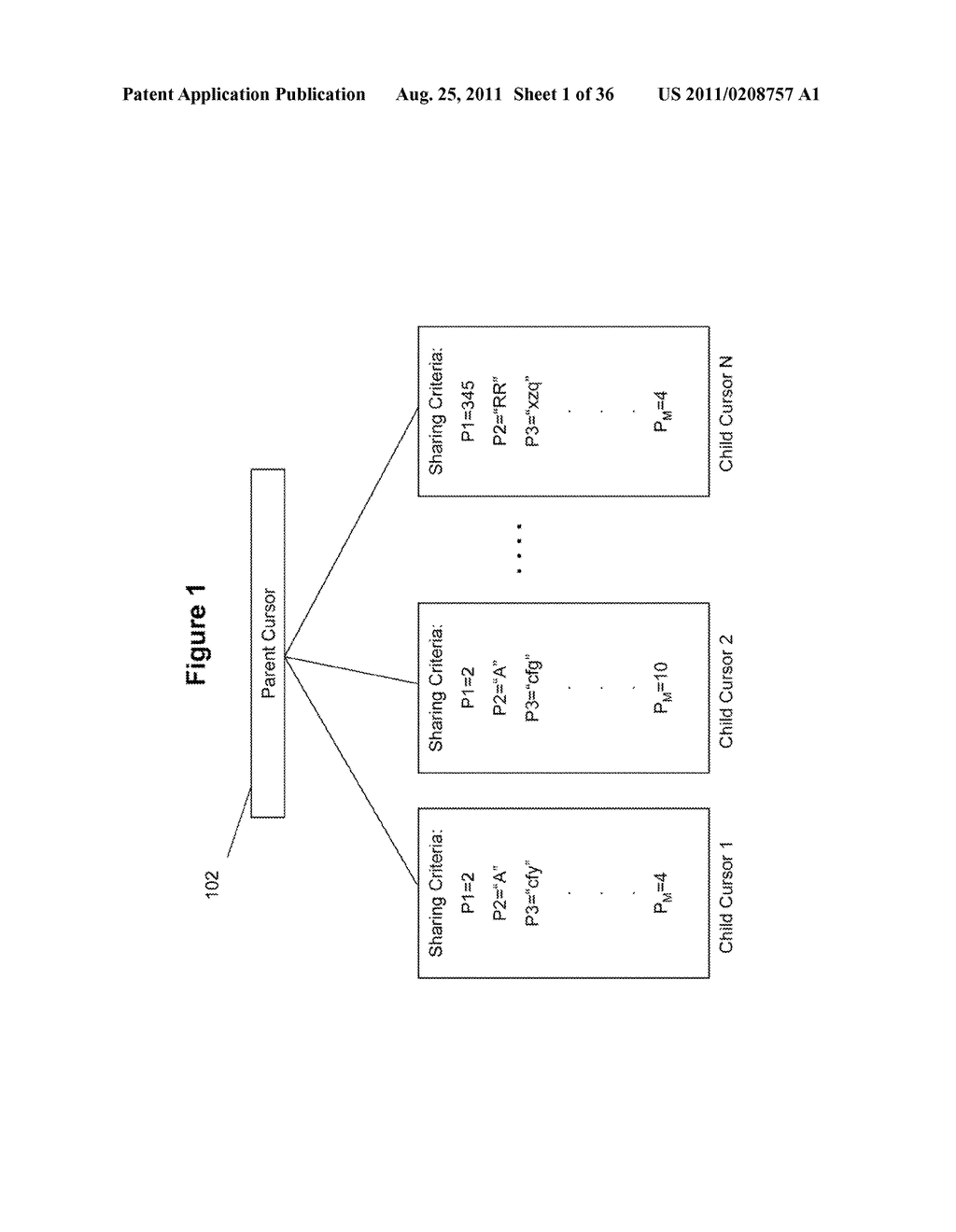 METHOD AND SYSTEM FOR IMPLEMENTING EFFICIENT CURSOR PRUNING - diagram, schematic, and image 02