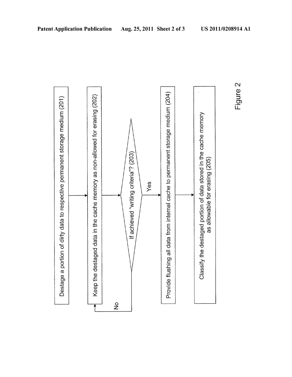 STORAGE SYSTEM AND METHOD OF OPERATING THEREOF - diagram, schematic, and image 03