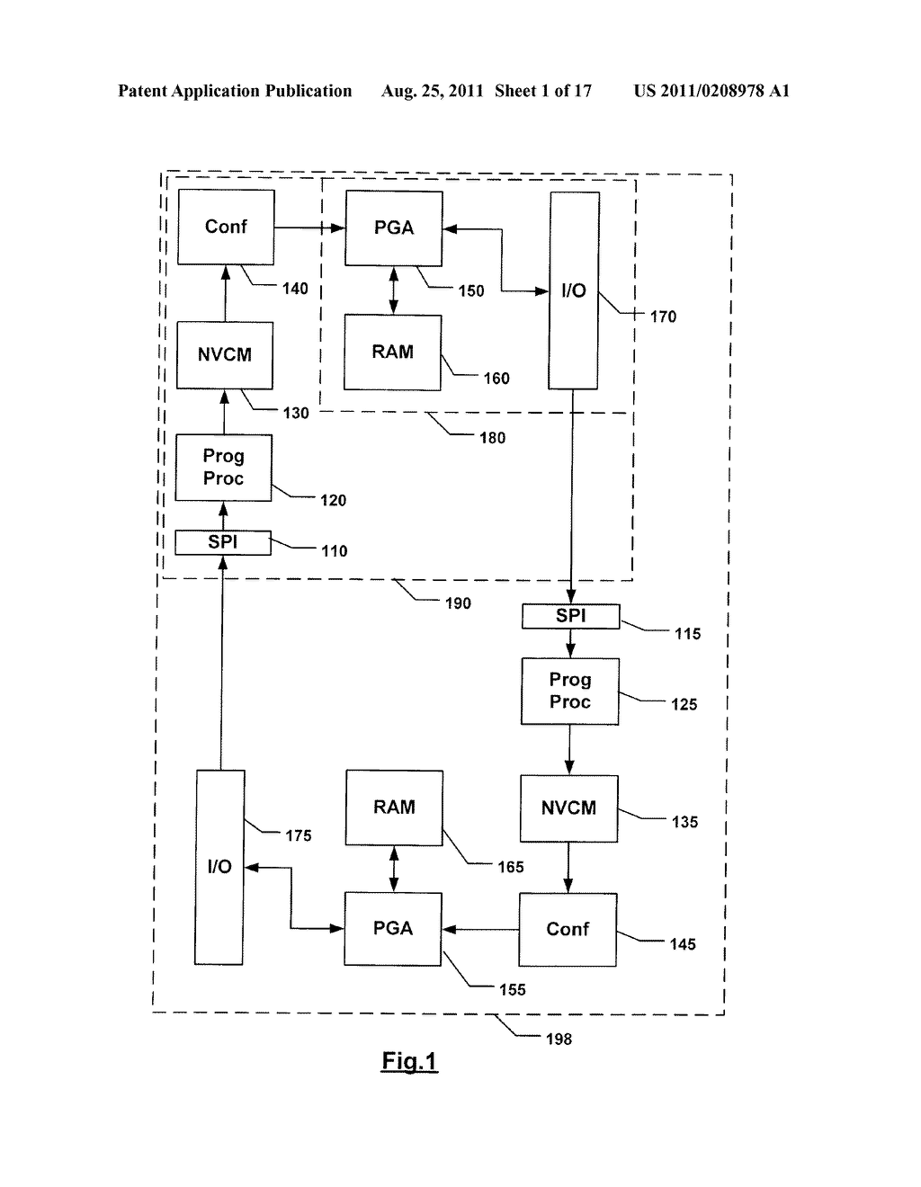 METHODS, APPARATUSES, AND PRODUCTS FOR A SECURE CIRCUIT - diagram, schematic, and image 02