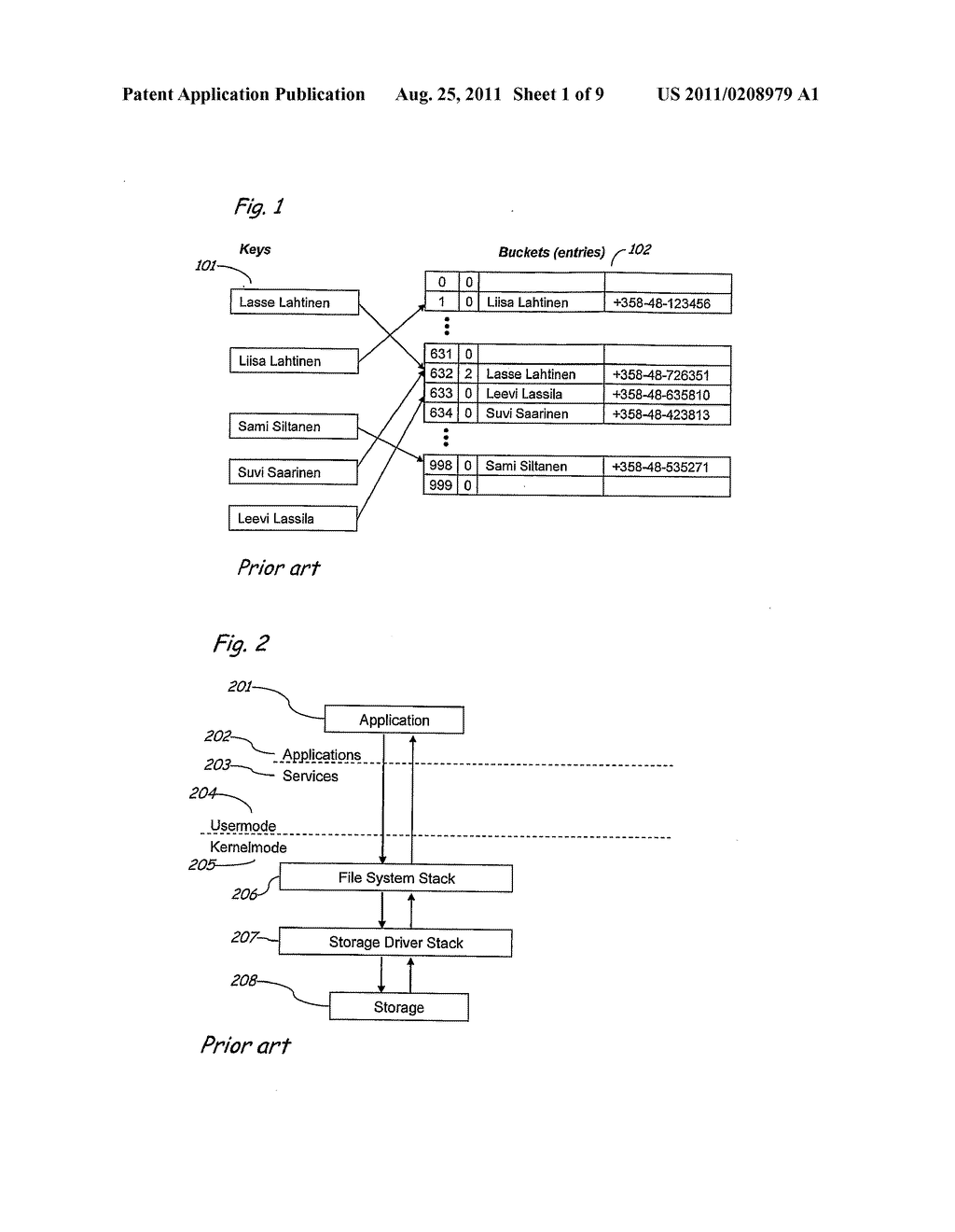 Method and Apparatus for Implementing Secure and Selectively Deniable File     Storage - diagram, schematic, and image 02