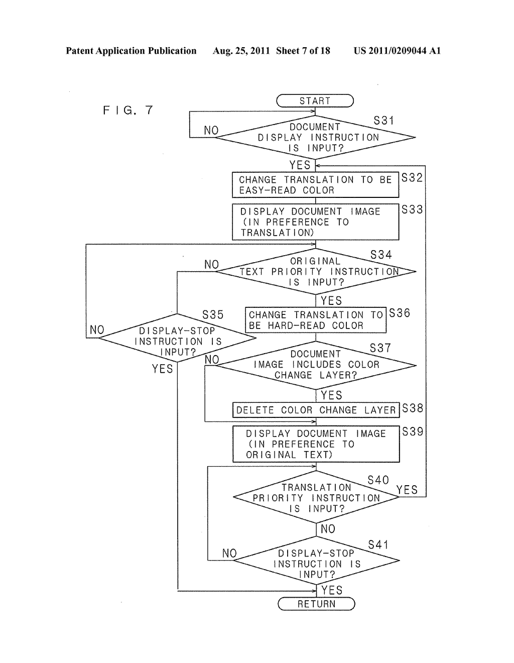 DOCUMENT IMAGE GENERATING APPARATUS, DOCUMENT IMAGE GENERATING METHOD AND     COMPUTER PROGRAM - diagram, schematic, and image 08